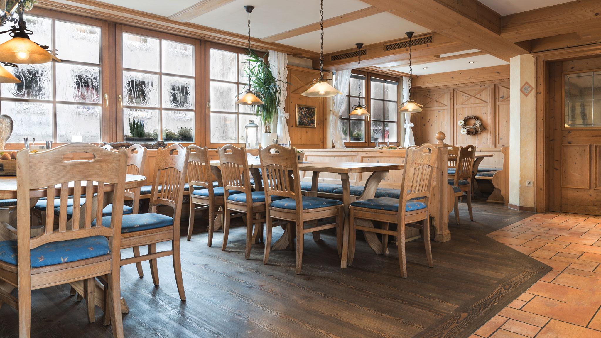 Landgasthof Goldene Rose: Restaurant - Wirtsstube