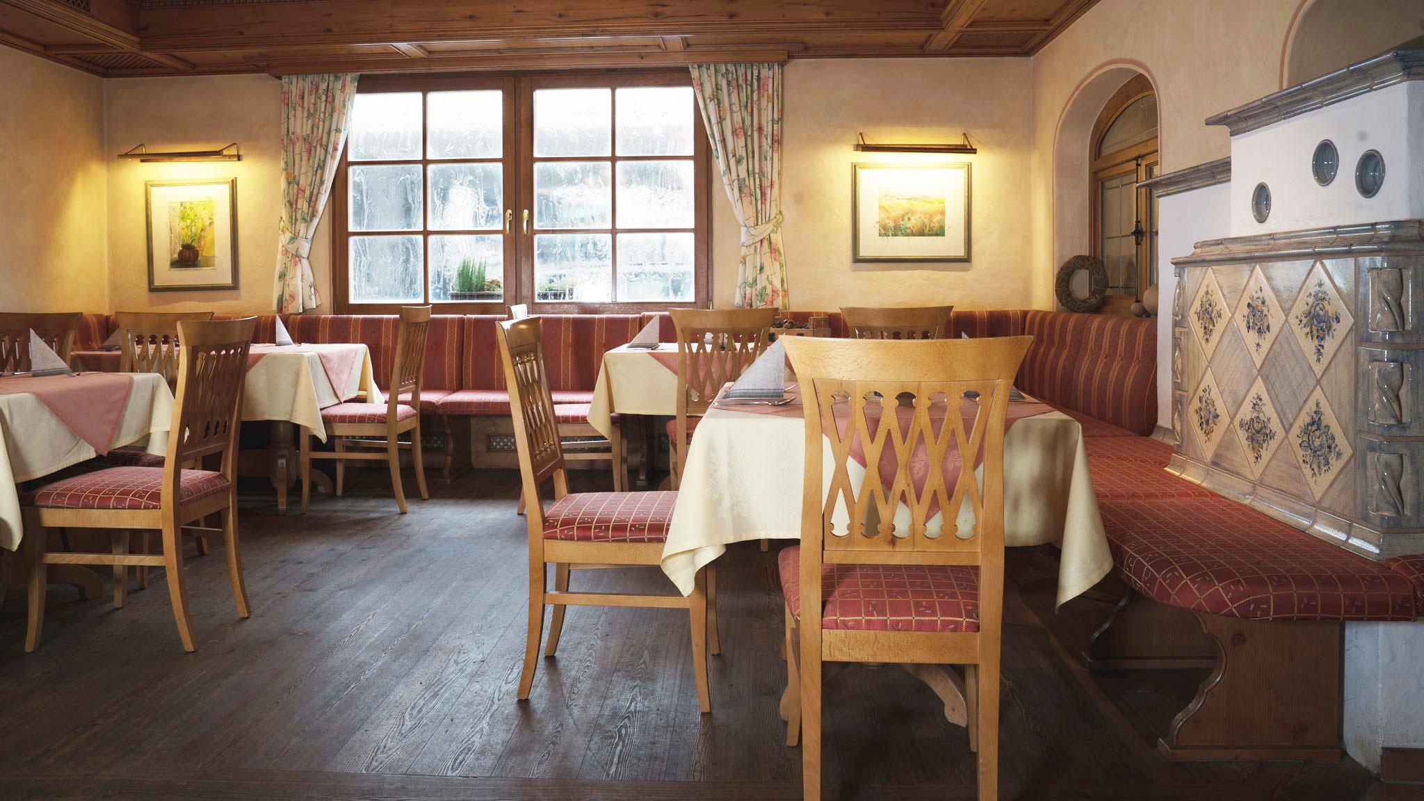 Landgasthof Goldene Rose: Restaurant - Gaststube