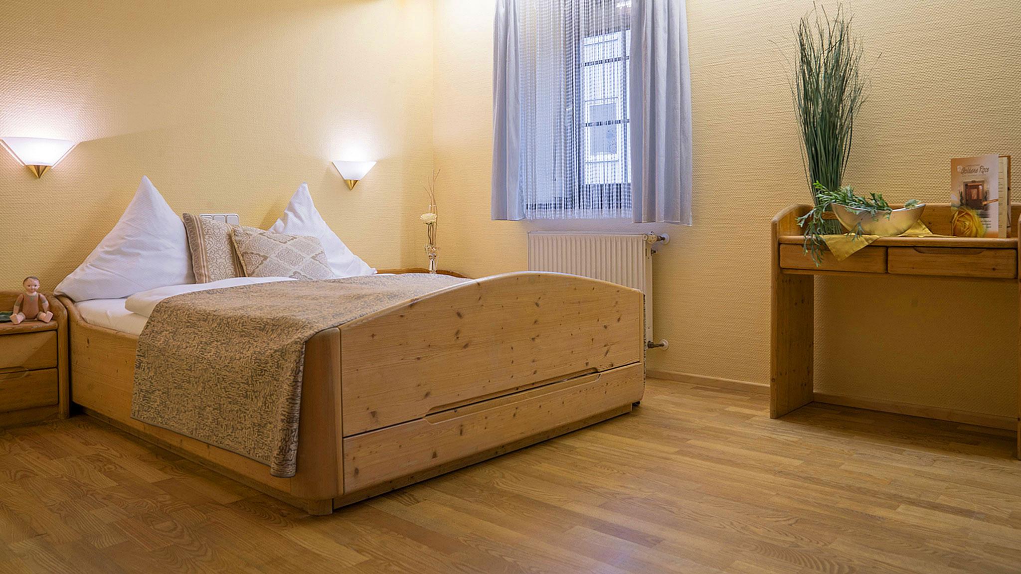 Landgasthof Goldene Rose: Hotel - Doppelzimmer
