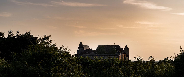Landgasthof Goldene Rose: Veste Coburg