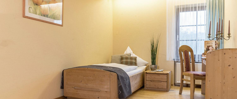 Landgasthof Goldene Rose: Hotel - Einzelzimmer